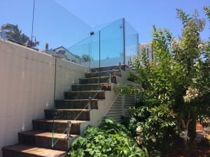 Pro-fit-Installations-frameless-glass-balustrade-on-stairs-300x225